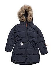 Deja Faux Fur, K Jacket - BLUE NIGHTS