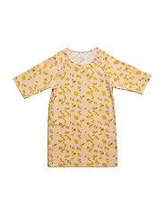 Gun T-shirt, K - ROSE BEIGE