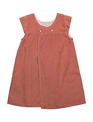 Filine Dress, BM - WITHERED ROSE