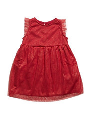 Dita Dress, BM - HAUTE RED