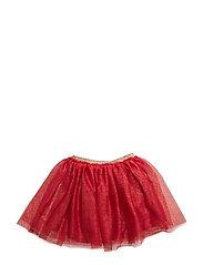 Deva Skirt, K - HAUTE RED
