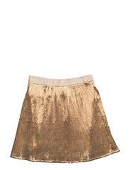 Chasmin Skirt, K - GOLD