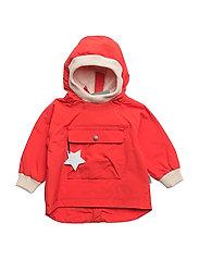 Baby Vito Anorac, B - High Risk Red