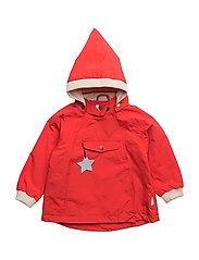 Wai Jacket, M - High Risk Red