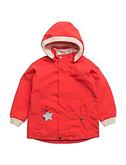 Wally Jacket, M - High Risk Red