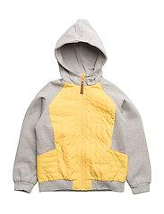 Constantin Jacket, K - Light Grey Melange