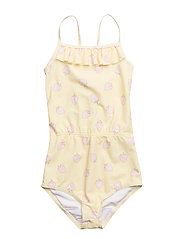 Gritt Swimsuit, K - PALE BANANA