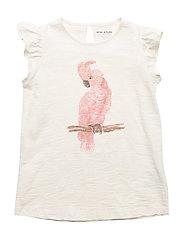 Decia T-shirt, MK - ANTIQUE WHITE