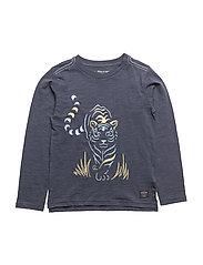 Apollo T-shirt, K - BLUE NIGHTS
