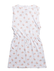 Zelia Dress, MK - WHITE