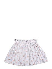 Ine Skirt, K - WHITE