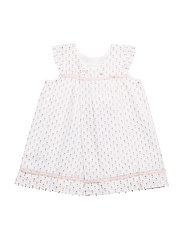 Filine Dress, BM - WHITE