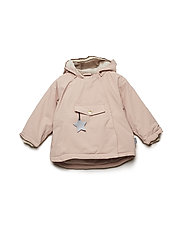 Wang Jacket, M - ROSE SMOKE