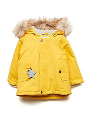 Wally Faux Fur Jacket, M