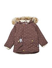 Wally Faux Fur Jacket, M
