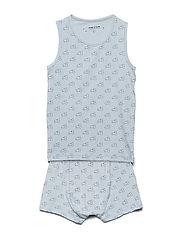 Yves Underwear, K - CASHMERE BLUE