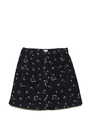 Billie Skirt, K - SKY CAPTAIN BLUE