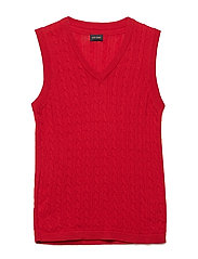 Robbi Vest, MK - CHINESE RED