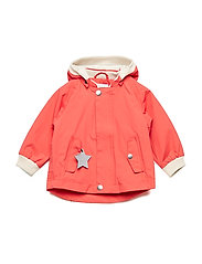 Wally Jacket, M - BITTER SWEET RED