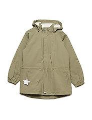 Wasi Jacket, K - DEEP GREEN