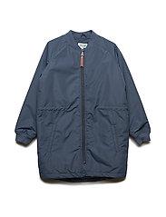 Hailey Emb. Jacket, K - BLUE NIGHTS