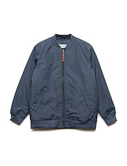 Harly Emb. Jacket, K - BLUE NIGHTS