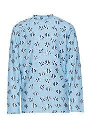Gani T-shirt, K - CORYDALIS BLUE