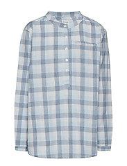 Lai Shirt, MK - CORYDALIS BLUE