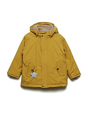 Wally Jacket, M - DRIED TOBACCO