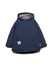 Wally Jacket, M - PEACOAT BLUE
