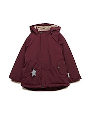 Wally Jacket, M - WINETASTING PLUM