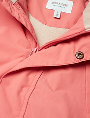 Mini A Ture - Vibse Jacket, K - parkas - faded rose - 5