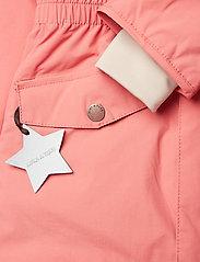 Mini A Ture - Vibse Jacket, K - parkas - faded rose - 6