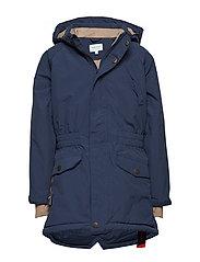 Vibse Jacket, K - PEACOAT BLUE