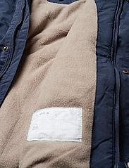 Mini A Ture - Vibse Jacket, K - parkas - peacoat blue - 7