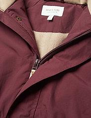 Mini A Ture - Wera Jacket, K - parkas - winetasting plum - 5