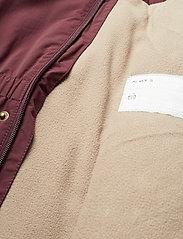 Mini A Ture - Wera Jacket, K - parkas - winetasting plum - 7