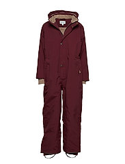 Wanni Snowsuit, K - WINETASTING PLUM