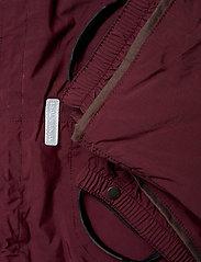 Mini A Ture - Wanni Snowsuit, K - vinterdress - winetasting plum - 7