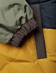Mini A Ture - Wernon Jacket, K - daunen- und steppjacken - beetle - 7