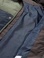Mini A Ture - Wernon Jacket, K - daunen- und steppjacken - beetle - 8