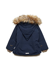 Wang Faux Fur Jacket, M