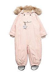 Wisti Faux Fur Snowsuit, M - KEEN ROSE