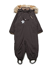 Wisti Faux Fur Snowsuit, M - LICORISE