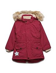 Vibse Fuex Fur Jacket, K