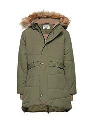 Witta Faux Fur Jacket, K - BEETLE