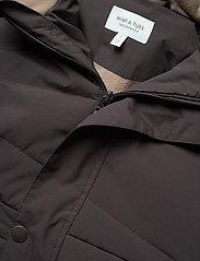 Mini A Ture - Witta Faux Fur Jacket, K - parkas - licorise - 5
