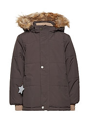 Wessel Faux Fur Jacket, K