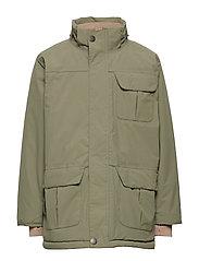 Walder Faux Fur Jacket, K
