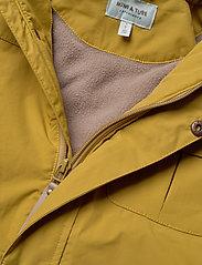 Mini A Ture - Walder Faux Fur Jacket, K - parkas - dried tobacco - 7